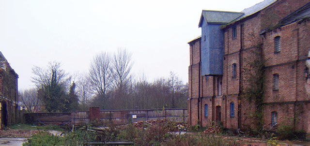 Ditchingham maltings