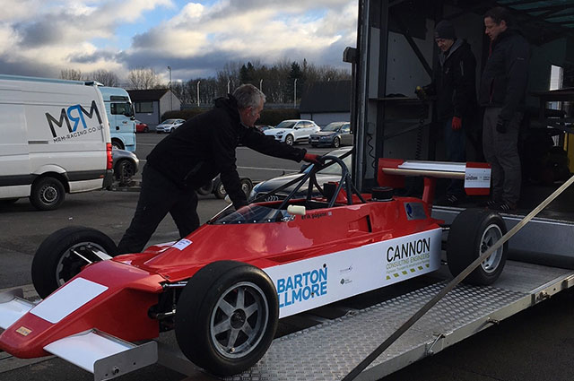 Motorsport cannon consulting engineers for Ford motor company risk assessment
